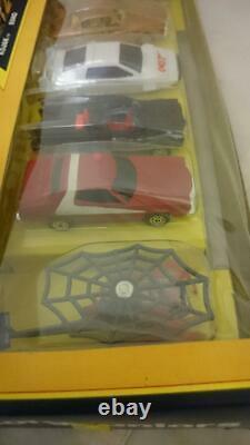 Very Rare Corgi Juniors Gift Set 3021 Crimefighters Set C1970s Menthe Dans Une Belle Boîte
