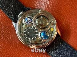 Very Rare New Memorigin Solar Series Tourbillon Limited Watch In Full Set