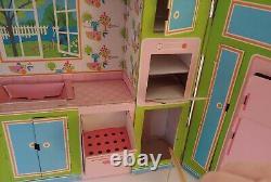Very Rare Vintage Barbie Dream Kitchen-dinette #4095 (1964) Original Play Set