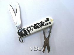 Victorinox Star Wars Collection 4pcs Set Très Rare