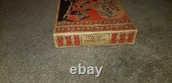 Vintage 1937 Blanche-neige/sept Nains Ensemble De Thé W. D. Boîte Originale Inutilisée Très Rare