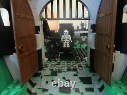 Vintage (1995) Énorme Ensemble Lego 6090 Royal Knight's Castle Very Rare