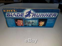 Vintage Ertl 1982 Blade Runner Diecast Jeu De Véhicules Film Très Rare Scellé