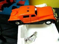 Vintage Rare Kenner 1974 Ssp Smash Up Derby Classy Crashers Set-withbox Very Nice