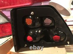 Vw Golf Mk2 Hella Tail Lights Pair Set Genuien Hella, Nib USA Édition, Très Rare