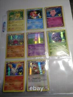 -=complete Set=- 20th Anniversary Pokemon Game Promo Cards Very Rare Sealed
